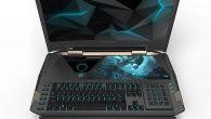 Acer Predator kavisli ekrana sahip oyun dizüstü bilgisayarı