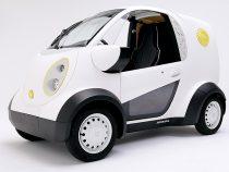 3 boyutlu yazıcıdan çıkan Honda otomobil