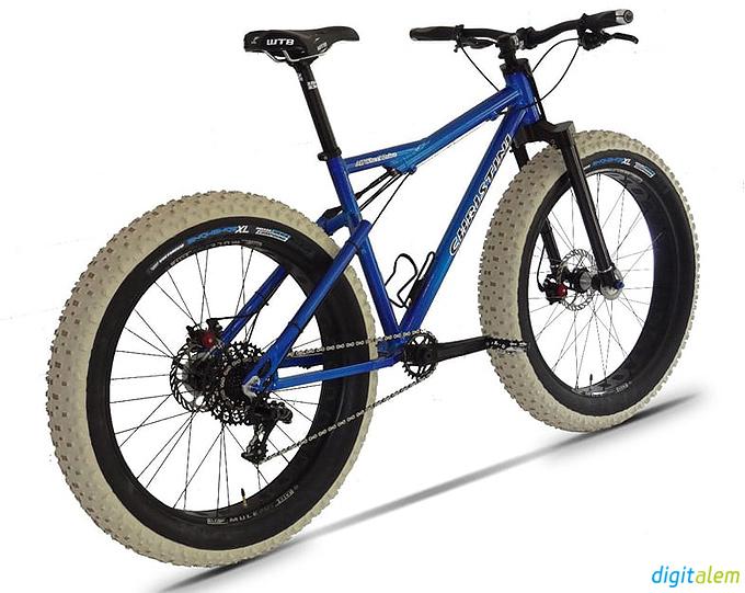 Çift çeker bisiklet