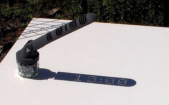 Dijital güneş saati