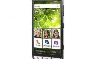 Yaşlılar için akıllı telefonlar
