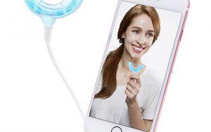 Akıllı diş beyazlatma cihazı