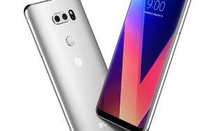 LG V30 akıllı telefon ses ve görüntü kalitesine güvenliği de ekliyor