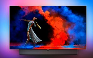 Yeni Philips 65 ekran OLED 9 Serisi Televizyonlar