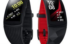 Samsung'un yeni giyilebilir cihazları Gear Sport, Gear Fit2 Pro, Gear IconX