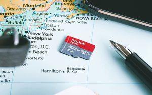 SanDisk'ten dünyanın en yüksek kapasiteli microSD hafıza kartı