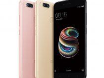 Optik zum özellikli Xiaomi Mi 5X akıllı telefon