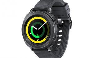 Yüzücüler için Samsung Gear Sport akıllı saat
