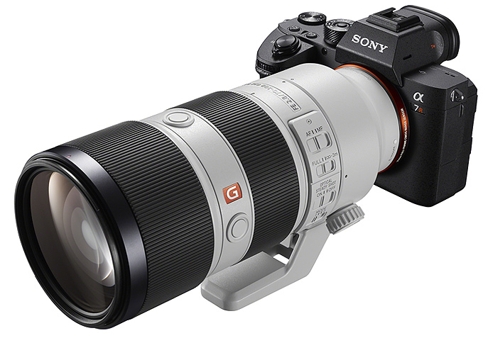 Sony α7R III Full Frame aynasız fotoğraf makinesi
