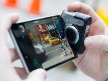 Android telefonlar için sökülüp takılabilir kamera