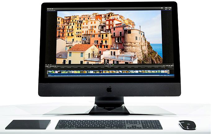 Apple iMac Pro ön siparişle satışa sunuldu