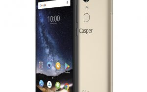 Casper VIA G1 Plus akıllı cep telefonu