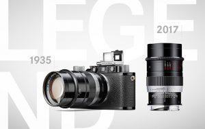 Leica Thambar objektif geri dönüyor