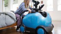 Geleneksel tasarımdan farklı bir robot tekerlekli sandalye