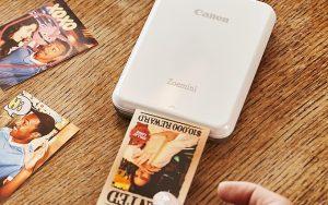 Canon Zoemini ile cebe sığan fotoğraf baskıları