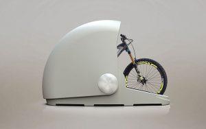Bisikletler için koruyucu garaj