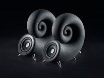 Kumdan 3D baskı ile deniz temalı ses sistemi