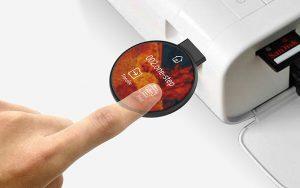 Dokunmatik USB ile dosyalara hızlı ve güvenli erişim