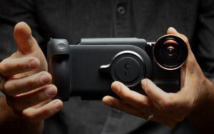 Akıllı telefonunuzu profesyonel fotoğraf makinesi gibi kullanın