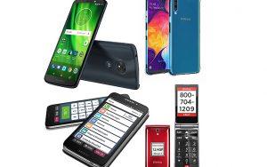 Yaşlılar için kolay kullanımlı telefonlar
