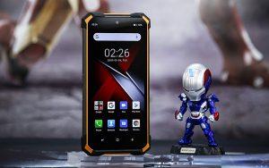 Doogee S88 Plus zor şartlara dayanıklı sugeçirmez cep telefonu