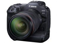 Canon EOS R3 fotoğraf makinesi