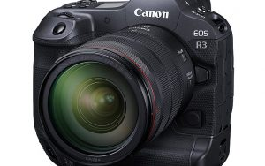 Canon EOS R3 Full Frame aynasız fotoğraf makinesi