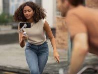 Akıllı telefon sabitleyici