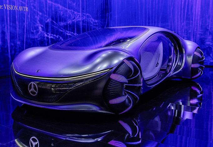 Mercedes akıl okuyan yeni otomobil